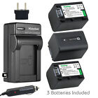 NP-FV70 Battery or Travel Charger for Sony HXR-MC50 HXR-NX30 HXR-NX70 HXR-NX80