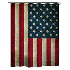 """US Fabric Bathroom Shower Curtain Set 3D Printed Waterproof with Hooks 71""""x71"""" <br/> 690+ Sold / 27 Patterns / US Fast Free Shipping"""