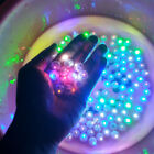 LED Colorful Flicker Small Ball Light Sparkling Lamp Party Wedding Decor Supply