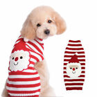 Small Dog Christmas Costume Puppy Knit Xmas Sweater Dog Clothes Holiday Clothes