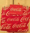 NEW Mens Coca Cola Size Medium (32-34), XL(40-42) Red & White Pajama Sleep Pants $19.99  on eBay
