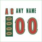 Minnesota Wild 2000-13 White Jersey Customized Number Kit un-stitched $34.99 USD on eBay