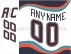 New York Islanders Customized Number Kit for 1995 98 Vintage White Jersey