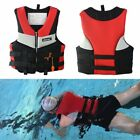 Adults Life Jacket Universal Swimming Boating Skiing Drifting Foam Vest DPDF