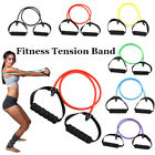 Resistance Bands Tension Band Set for Weights Exercise, Fitness Workout Training image