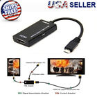 Micro USB To HDMI Cable MHL Adapter For Android Phone LG Huawei Samsung Sony HTC