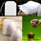 Multiple size non-woven Empty Teabags String Heat Seal Herb Tea Bag Filter Paper