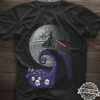 Star Wars Darth Vader Nightmare Before Christmas T Shirt Black Cotton Men S-6XL $15.64 USD on eBay