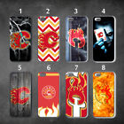 Calgary Flames iphone 7 case 8 case 6 case 4 5 6s cover 6plus 7plus 8plus $23.99 USD on eBay