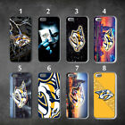 Nashville Predators iphone 7 case 8 case 6 case 4 5 6s cover 6plus 7plus 8plus $23.99 USD on eBay