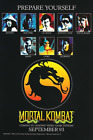 Mortal Kombat 1993 Prepare Yourself Art Silk Poster 8x12 24x36 24x43