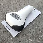 HARO MIRRA RAILED SEAT BLACK OR WHITE BMX BIKE BICYCLE SEATS SE GT REDLINE