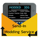 3DS SEND-IN MODDING SERVICE | All 3DS & 2DS consoles | Fast Turn-Around
