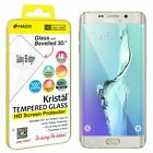 AMZER 3D Tempered Glass HD Screen Protector For Smartphones Models Samsung Sony