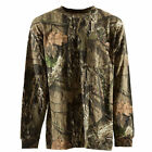 Berne Apparel BIG MENS  CAMO LONG Sleeve T-shirt    [B17-GKM23]