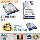 HARD DISK 2,5 SATA HD Disc 100% TESTATO 250GB 320GB 500GB 1TB 750GB Per Laptop