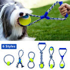Braided Cotton Rope Dog Toys Indestructible Aggressive Dog Chew Bite Rope Toys