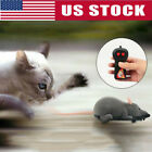 1PC Funny RC Electronic Rat Mouse Mice Toy For Puppy Cat Gift