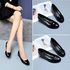 Fashion Womens Low Mid Wedges Heels Slip On Ladies Smart Court Shoes Pumps Size