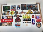 Supreme Sticker Authentic Lot Box Logo Scarface Undercover SS18