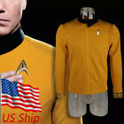 Star Trek Discovery Season 2 Captain Pike Shirt Uniform Pin Halloween Costumes on eBay