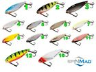 SPINMAD Bait Cicada Lure KING 12g Predator Fishing Tackle Pike Bass Perch Chub