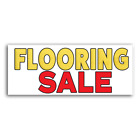 Flooring Sale Vinyl Banner (Size Options)