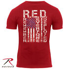 Rothco Men's Athletic Fit T-Shirt - R.E.D.