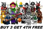 LEGO MINIFIGURES SERIES 14 71010 MONSTERS PICK CHOOSE YOUR OWN+ BUY 3 GET 1 FREE