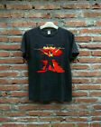 Makin' Magic Pat Travers ROCK 1977 - t shirt USAsz - BLACK VTG - REPRINT  image