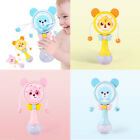 Baby shaker sand hammer musical toy baby flash rattles toy kids education toysPN