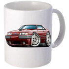 1986 Ford SVO Mustang Coffee Mug 11oz 15 oz Ceramic NEW image
