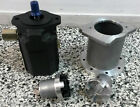 LOG SPLITTER PUMP 15 HP 20 Gpm/73 Lpm WITH BELL HOUSE & COUPLERS FREE POST AUST!