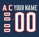Columbus Blue Jackets Customized Number Kit for 2017-Present Home Jersey $34.99 USD on eBay