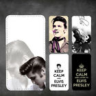 Elvis Presley iphone 7 wallet case 5 6 6+ 7+ 8+ X XR XS MAX flip case