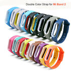 Sport Strap for mi band 2 Bracelet Anti-Lost Strengthen Silicone Strap for