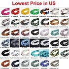 Kyпить Wholesale Lot Natural Gemstone Round Spacer Loose Beads 4mm 6mm 8mm 10mm 12mm L2 на еВаy.соm