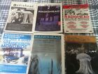 RADIOHEAD - ORIGINAL ADVERT / SMALL POSTER creep my iron lung live no surprises