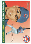 2004 Topps Heritage Baseball Card Pick 3-234