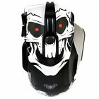 10 Keys Gaming Mouse Gamer Laptop PC Mice Mechanical USB Wired Des PQ
