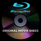 Original Blu-Ray / Bluray Movie Discs - Unwatched -Free Shipping $4.5 USD on eBay