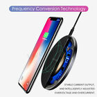 Qi Wireless Charger 10W Fast Charge Pad For iPhone X XS Max XR Samsung S9 Note 9