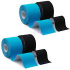 4 Rolls 5M Sport Elastic Kinesiology Tape Muscle Support Pain Care Wrap 2 inch