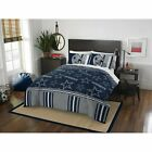 Dallas Cowboys Bed In Bag Set Twin Full Queen Size Comforter Sheets Pillowcases on eBay
