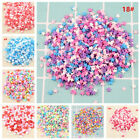 100g DIY Polymer Clay Fake Candy Sugar Sprinkle For Phone Case Decorations image