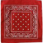 Bandana with original pattern in more than 50 colours and design | 100% cotton