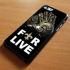 NEW ORLEANS SAINTS iPhone 6/6S 7 8 Plus X/XS Max XR Case Cover $15.9 USD on eBay