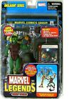 Marvel Entertainment LEGENDS Onslaught Series 13 GREEN GOBLIN Spider- Action Fig