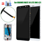 LCD Display Touch Screen Digitizer Assembly + Frame For Huawei Mate 10 Lite L21