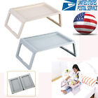 Portable Folding Lap Desk Computer Laptop Breakfast Tray Bed Couch Table Stand